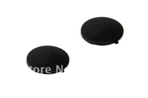 Interior rear seat ashtray side caps black color 1 pair For Volkswagen For VW Golf Jetta MK4