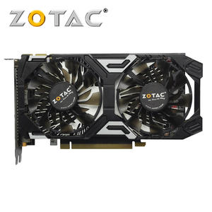 ZOTAC GDDR5 2 GB Graphics Cards for nVIDIA Map GTX950 Thunder Edition GTX 950-2GD5