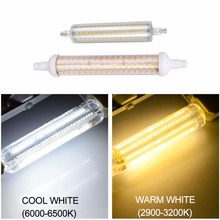 R7S J78 J118 Led Bulb Corn Lamp Dimmable 78mm 118mm 135mm 189mm Replace Halogen 25W 150W 500W Spotlight Floodlight AC220V 110V