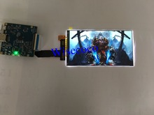 6.0 inch 1440P lcd panel 2560×1440 lcd mipi/ 2K LCD with  HDMi board for Virtual Reality Hmd
