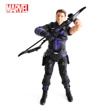 Marvel Avengers Hawkeye 7 Inch PVC Action Figure Model Toy Dolls  Collectible Children Gift New In Stock & Free Shipping