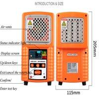 Car Battery Tester 12V Battery Tester Battery Capacity Tester Test Table Digital Display
