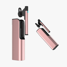 Smart Wireless Bluetooth Headset with Power bank 4.1 Earphones Stereo Sport headphone Handsfree Call Earbuds mobile Charging box