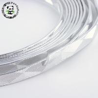 5X1 мм 1 рулон Алюминий металлические украшения делает DIY Интимные аксессуары Провода; около 10 м/roll