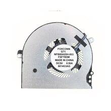 New Fan for HP 14-BK 15-CC 15-CK G71 NFB80A05H-003 NS75C00-16K11 927918-001 TPN-Q191 Q189 Q201 14-BPXXX 15-cc708tx 15-CC715TX
