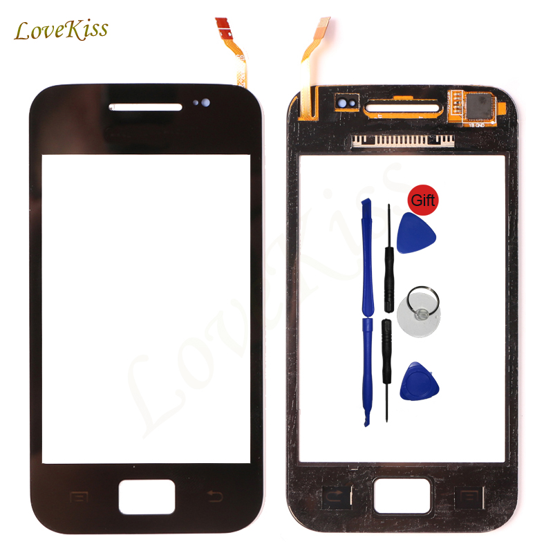3.5 Inch Touch Screen Panel For Samsung Galaxy Ace S5830 S580i GT-S5830 GT-S5830i Sensor Digitizer Touchscreen Front Glass Tools