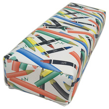 Stand For Hand Nail Art Colorful Pen Pillow Manicure PU Leather Soft Rests Cushions Pillows
