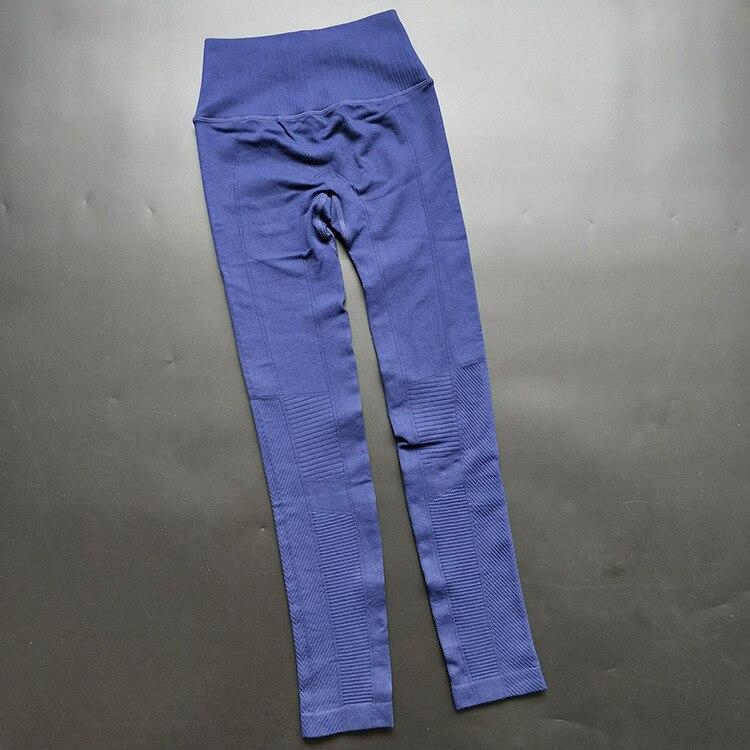 Imlario leggings de compressão sem costura, ginástica,
