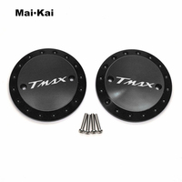 MAIKAI Free delivery Accessories Engine Stator Cover CNC Engine Protective Cover Protector For YAMAHA TMAX 500 TMAX 530