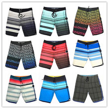 Calvn PuLL 2019 Phantom Beach Elastic Swimwear Bermuda Sexy Male Boardshorts Swimsuit
