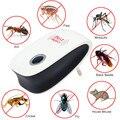 Versão melhorada Do Gato Eletrônico Ultrasonic Anti Mosquito Repeller Insect Rato Rato Repelente de Pragas Barata Rejeitar UE/EUA Plug