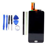 1PCS Black 5 5Inch M2 Note LCD Display Digitizer Touch Screen Replacement For Meizu M2 Note