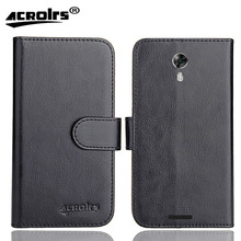 OWN Smart 8 Case 6 Colors Dedicated Leather Exclusive Special Crazy Horse Phone Cover Cases Credit Wallet+Tracking