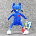 Pete the Cat Plush Doll 35cm New Stuffed Animals & Plush Toys
