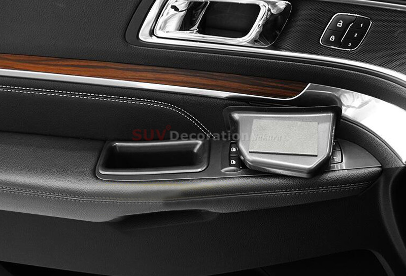 For Ford Explorer Interior Car Door Handle Storage Box Cover Organizer  4pcs In Interior Mouldings From Automobiles U0026 Motorcycles On Aliexpress.com  | Alibaba ...