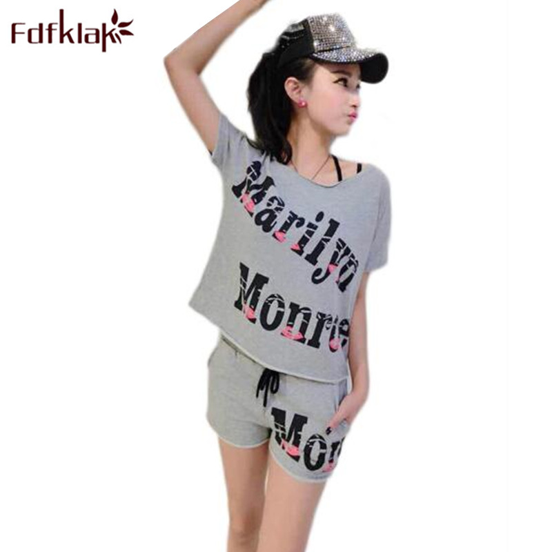 Pijamas Mujer Summer Women Pyjamas Femme Best Friend Stitch Cotton Cute Sleepwear Two Piece Shorts Family   Pajamas     Sets   A809