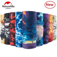 Naturehike Magie schal Bandana Schädel Nahtlose Headwear Schal Magie Stirnband Neck Tube Ring Schal Wrap(China)