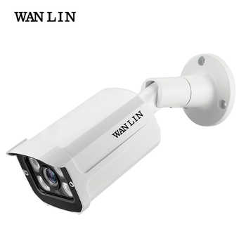 WANLIN SONY IMX307 1080P AHD Camera 2.0MP Weatherproof CCTV Camera Video Surveillance Camera Clear Night Vision Security Camera - DISCOUNT ITEM  22 OFF Security & Protection