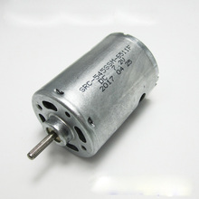 SRC-545 high power speed DC carbon brush motor DC7.2v torque small engraving machine hand drill