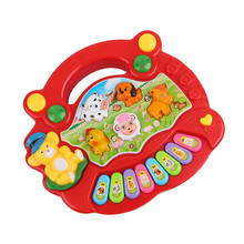 Educational Farm Animals Piano for Toddlers & Kids – Educational Toy