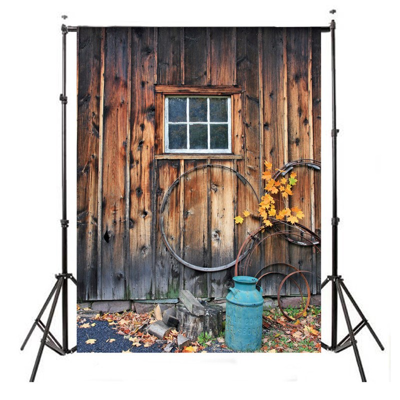 5x7ft Shabby Vinyl Photography Background For Studio Photo Props Window Photographic Backdrops cloth 1.5x2.1m