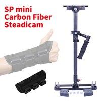 DIGITALFOTO Famous Carbon Fiber 8KG Load Handheld DSLR Video Camera Stabilizer Gimbal Steadicam Steadycam For Nikon