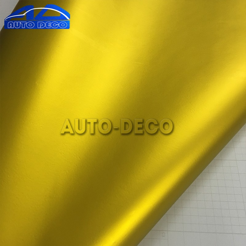 gold-satin-matte-chrome-metallic-vinyl-car-wrap-7