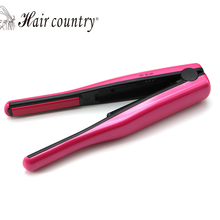 Hair Straightener Comb Straightening Irons Brush Electronic Corrugated Curling Styling Tools