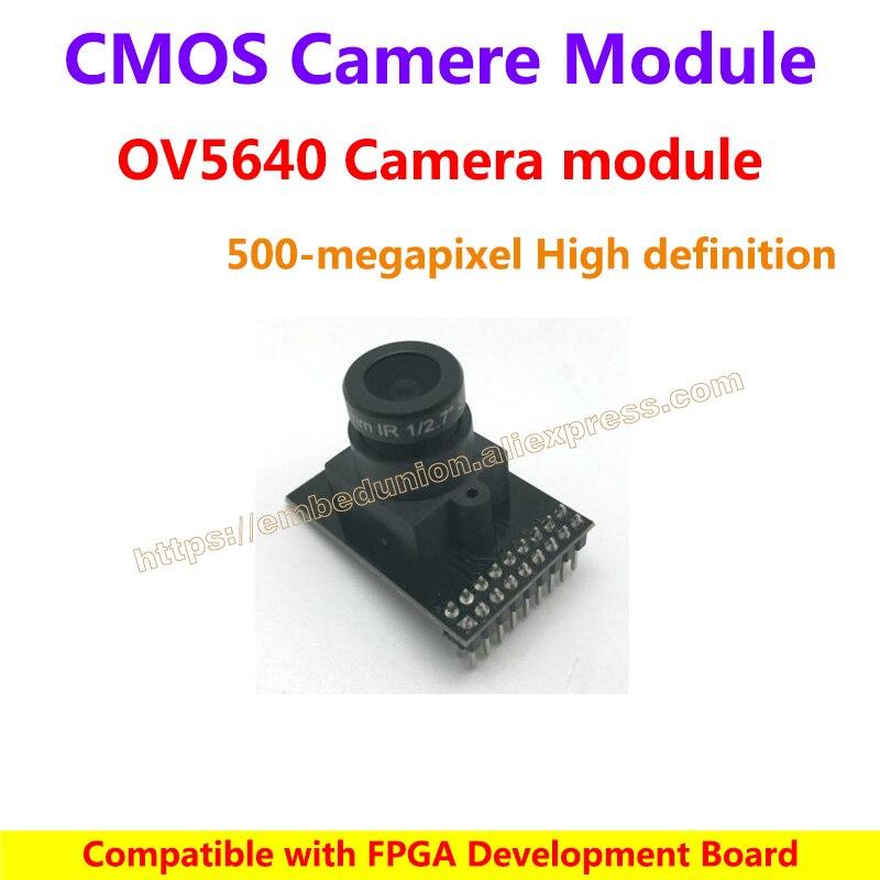 OV5640 CMOS Camera 5million Pixel Camera Module 500-megapixel High Definition Camera compatible with FPGA Development Board