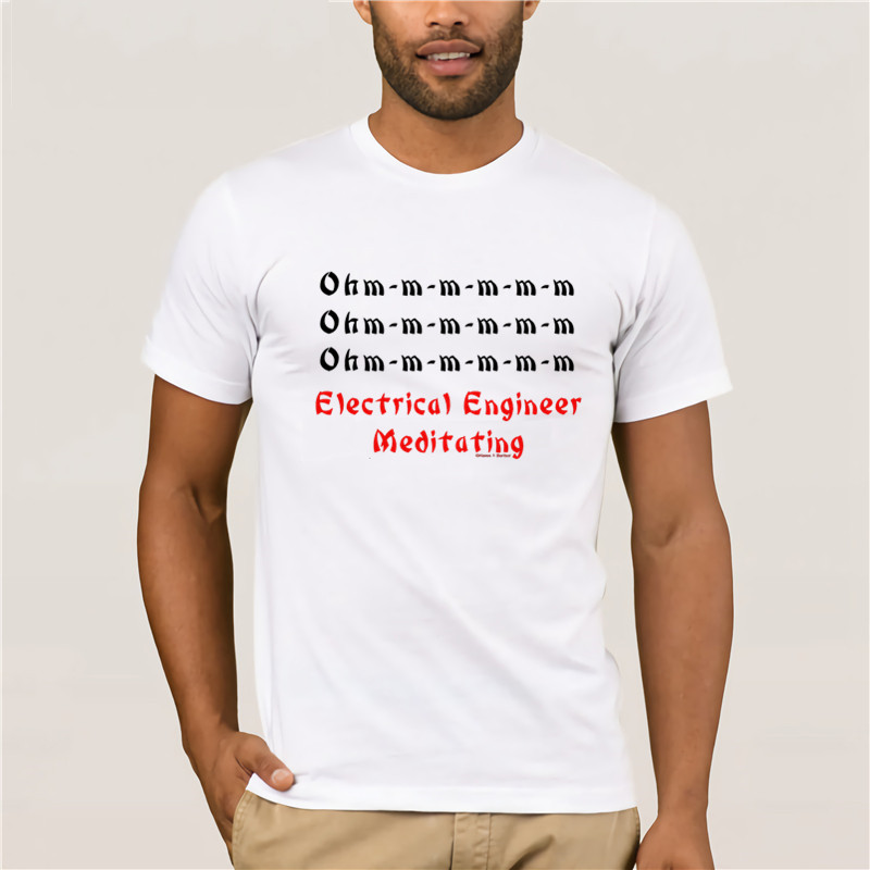 6b7bf5f6 Detail Feedback Questions about GILDAN Electrical Engineer Meditating Funny  Engineering T Shirt on Aliexpress.com | alibaba group