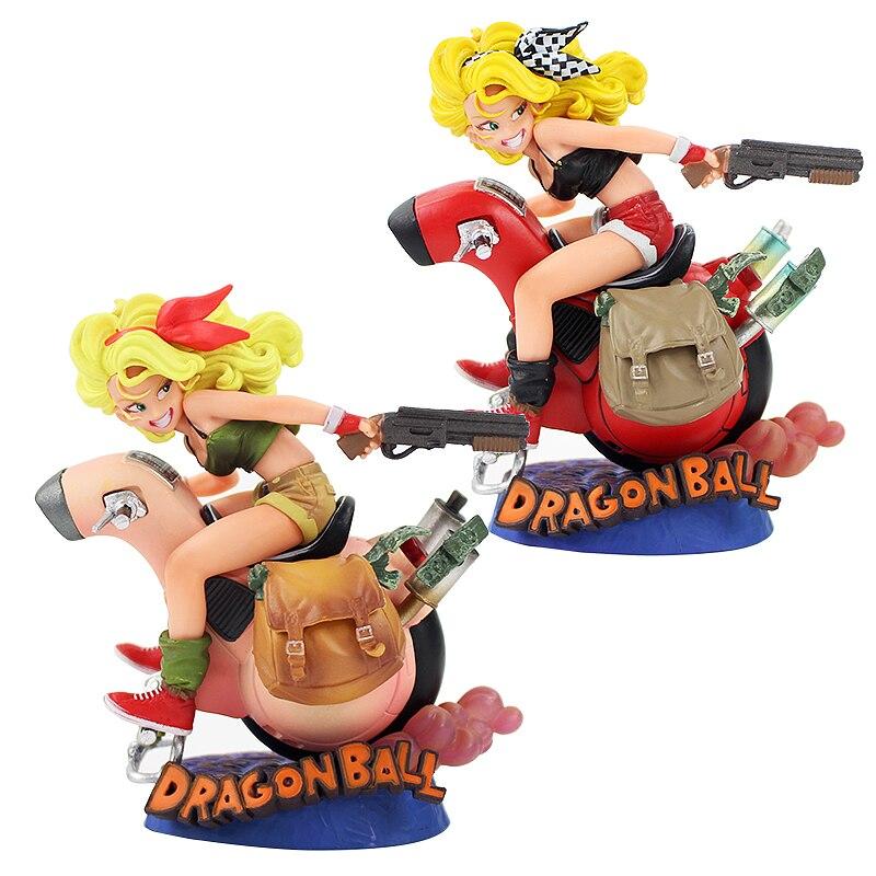 12 cm Banpresto Dragon Ball Figurine Scultures Lunch Special Color