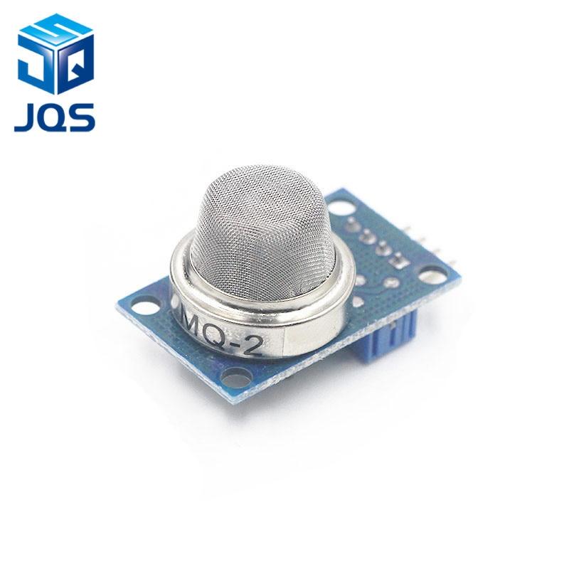 MQ-2 MQ2 Smoke Gas LPG Butane Hydrogen Gas Sensor Detector Module ForArduinoMQ-2 MQ2 Smoke Gas LPG Butane Hydrogen Gas Sensor Detector Module ForArduino