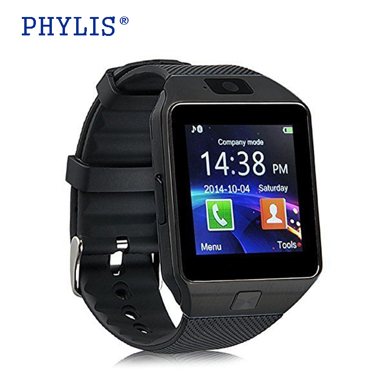 Bluetooth DZ09 Smart Watch Smartwatch Mujer 2018 Wrist Watch relogio inteligente Support SIM Card Android Phone DZ 09 Watch Men
