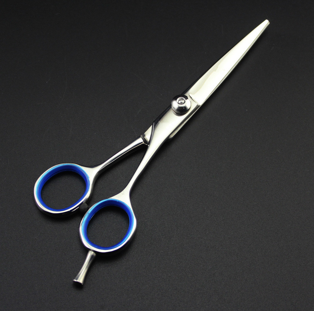 Professional 5.5 Inch Hair Scissors Japan 440c Steel Shears Left Hand & Right Hand Cutting Barber Makas Hairdressing Scissors