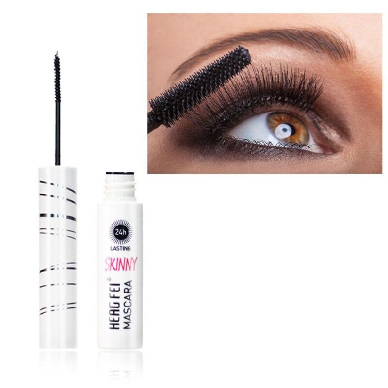 Black Eye Mascara Makeup Curling Thick Mascara Professional 3D Black Volume Curling Mascara