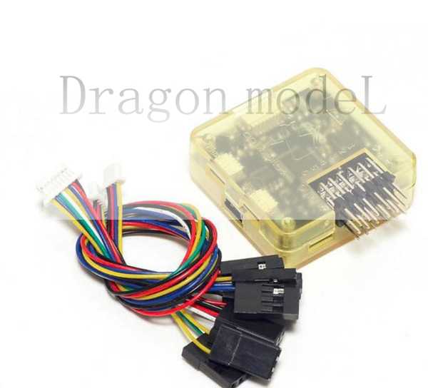 Dragon model CC3D Openpilot Open Source Flight Controller 32 Bits Processor Case for QAV250 210 Curved needle dragon 3222 1 32 messerschmitt bf109e 3
