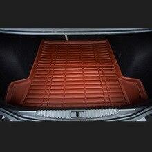 Ajuste esteras tronco de coche personalizado cargo liner para honda accord cívica CRV Fit City HRV RXV CIUDAD SPIRIOR Car-styling 5D Alfombra Alfombras