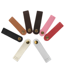 5PCS/Lot DIY Handmade Wallet Purse Hasp Buttons Clasp for Handbag Card Pack Clutch Bag Buckle Accessories Genuine Leather KZ0231