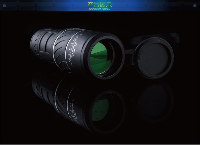 2016 Panda 40x60 Zoom Outdoor Hoge kwaliteit telescoop monoculaire hd - Kamperen en wandelen