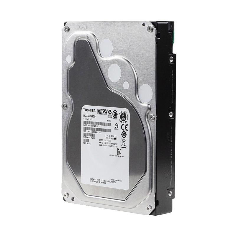 Toshiba HDD Hard Disk 3.5 4TB  Disco Duro Harddisk Computer Monitor Sata 3 Internal HDD Hard Disk Drive 5400RPM 128M Drevo