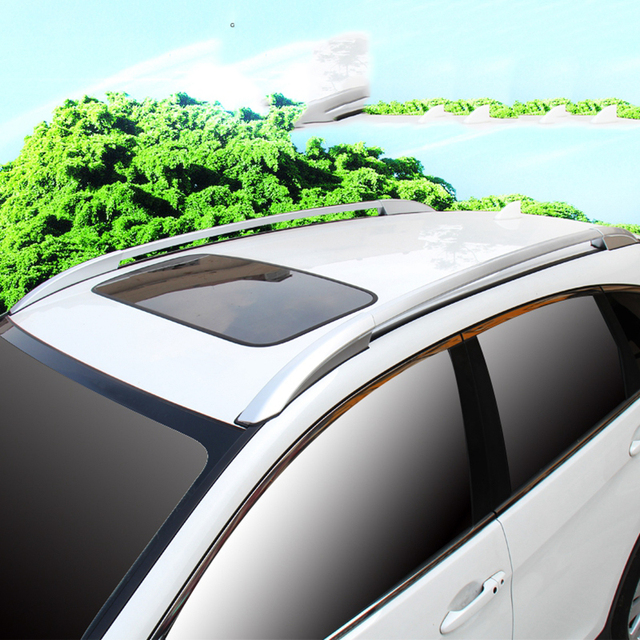 Car Roof Rack Cross Bars Luggage Carrier Roof Exterior Accessories ...