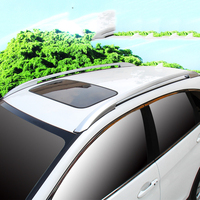 Car Roof Rack Cross Bars Luggage Carrier Roof Exterior Accessories Outdoor Travel Luggage For Honda CRV 2012 2013 2014 2015 2016