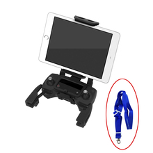 Tablet Bracket Holder for DJI Mavic Pro Spark Controller Drone for iphone Samsung Tablets iPad Front View Monitor Stand