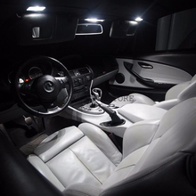 Free Led Interior Light Kit Package (4 lamps) For Accord 2003-2007