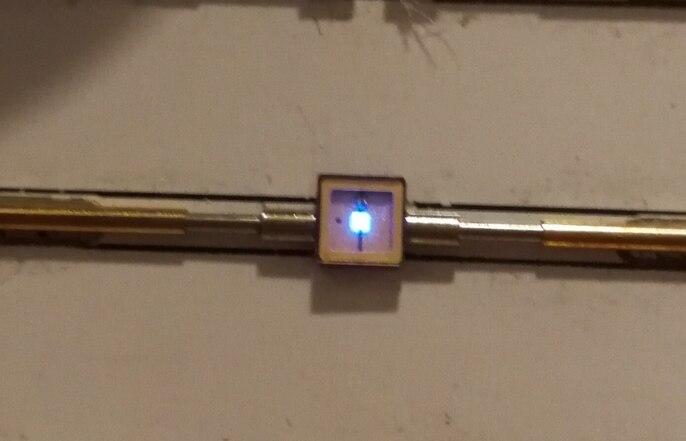 10pcs Smd 5050 280nm Uv Uvb Ultra Violet Led Diode For