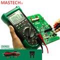 MASTECH MS8268 Авто Диапазон Цифровой Мультиметр Полная защита ac/dc амперметр вольтметр ом Частотный электрический тестер