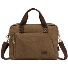 Neue Männer Umhängetasche männer Handtaschen Leinwand Umhängetaschen multifunktions messenger bags