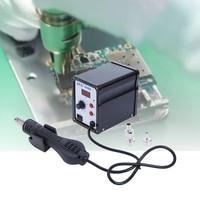 Solder Rework Station 858D 700W Hot Air Gun ESD Air Soldering Station LED Digital Desoldering Station