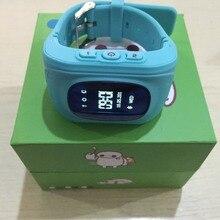 XNK Perdida Anti GPS Q50 W5 Teléfono Inteligente Muñequera Niños SOS GSM Reloj Smartwatch tiene IOS App Para iphone y Android