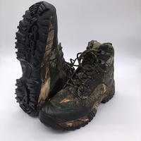 Camo Hunting Boot Realtree AP Camouflage Winter Snow Boots Waterproof Outdoor Tactical Camo Boot Hunting Fishing